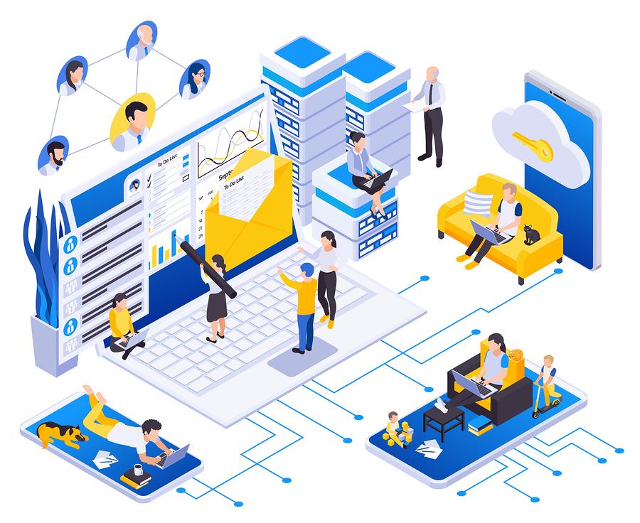 remote workforce